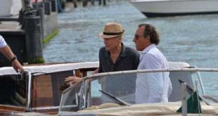 Clint Eastwood gira il suo nuovo film a Venezia