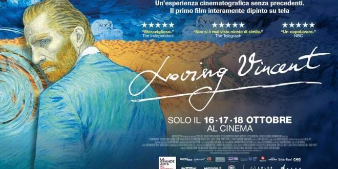 Loving Vincent: i capolavori di Vincent Van Gogh prendono vita al cinema