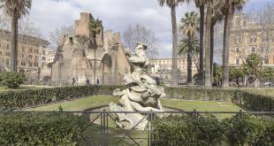 Roma, Piazza Vittorio