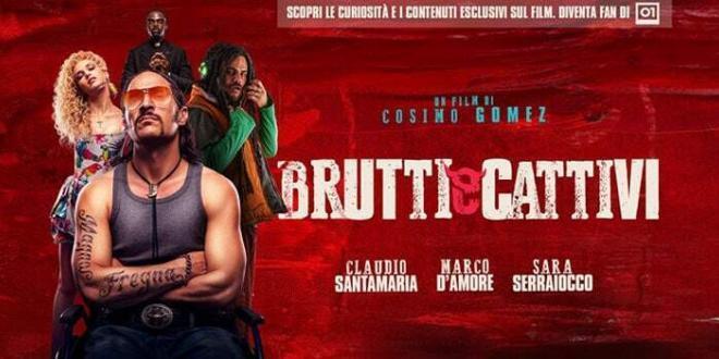 Brutti e Cattivi di Cosimo Gomez con Claudio Santamaria, dal 19 ottobre al cinema