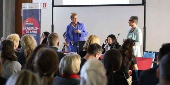 L'Europa della scuola si incontra a Firenze per parlare del futuro di Erasmus+
