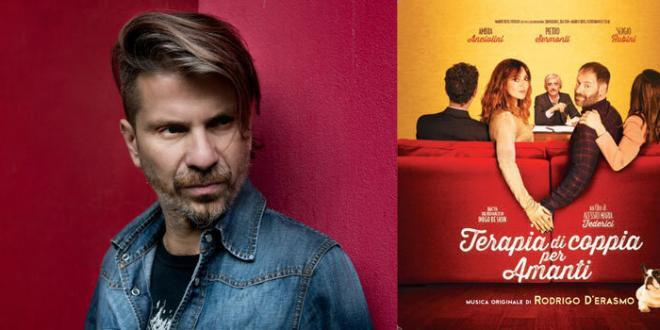 Rodrigo D'Erasmo firma la sua prima colonna sonora per il cinema