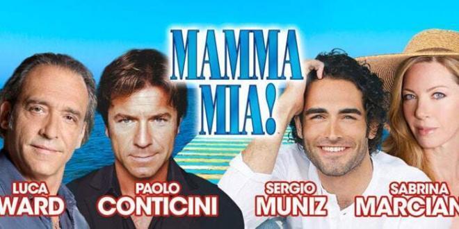 Mamma Mia! in scena al Teatro Sistina di Roma, dal 6 dicembre al 7 gennaio 2018