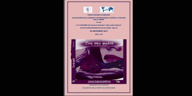 Fidapa Sabaudia in occasione della Giornata Internazionale contro la violenza sulle donne