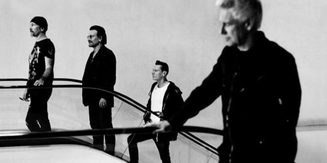 """""""Songs of Experience"""" il nuovo album degli U2 è il disco internazionale più venduto in Italia"""