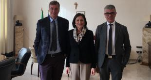 Confcommercio Lazio Sud incontrano il nuovo Prefetto di Latina