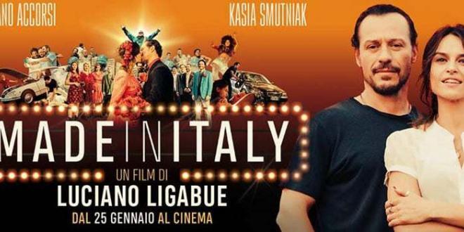 """Grande successo al cinema per il film """"Made in Italy"""" di Ligabue"""