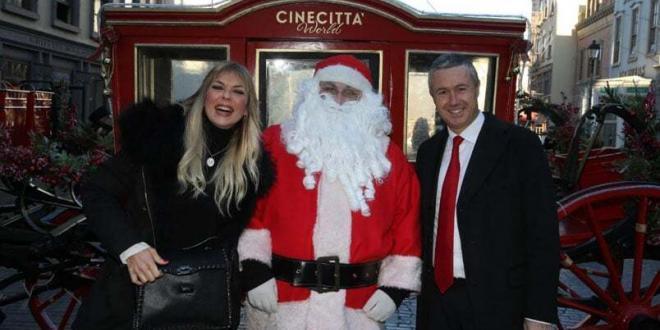 Natale a Cinecittà World a Roma