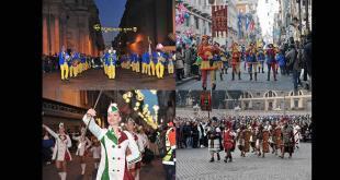 Rome Parade