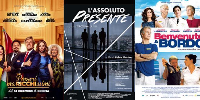 Film consigliati al cinema e in televisione da venerdì 15 a domenica 17 dicembre