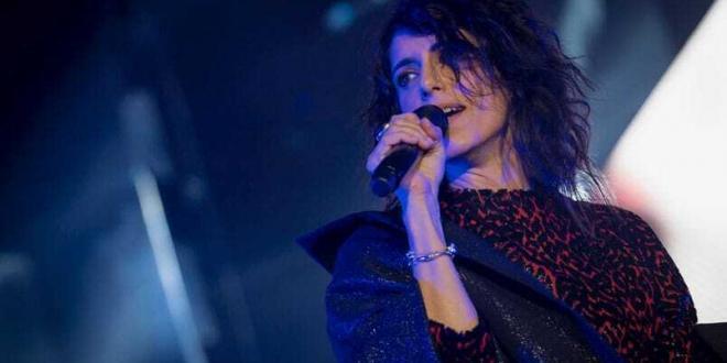 Giorgia: il 19 gennaio esce Oronero Live. Dal 2 marzo in tour