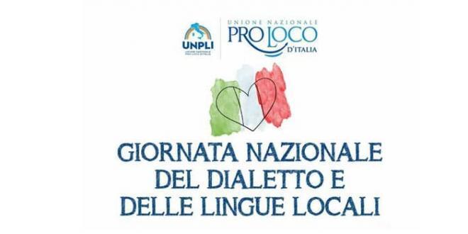 Giornata nazionale del dialetto e delle Lingue Locali 2018: ecco gli eventi