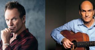 James Taylor e Sting