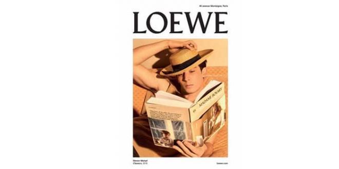 Josh O'Connor protagonista nuova campagna Loewe