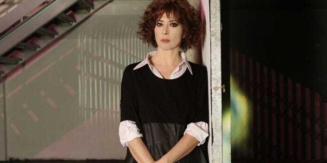 Martino Midali veste Veronica Pivetti per Amore Criminale