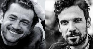 Vinicio Marchioni e Francesco Montanari