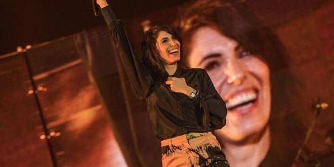 "Giorgia: venerdì 19 gennaio esce ""Oronero Live"""