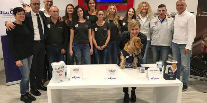 """Il Real Caffè/Moka Sirs Sabaudia vince il """"derby del caffè"""" con il Caffè Tomeucci Onda Volley Anzio"""
