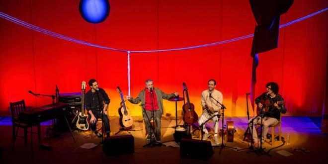 Caetano Veloso live al Roma Summer Fest