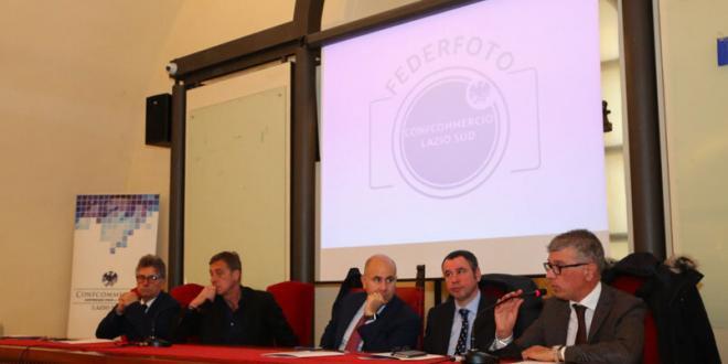 """Fondi. Costituito il sindacato"""" FederFoto Confcommercio Lazio Sud"""""""