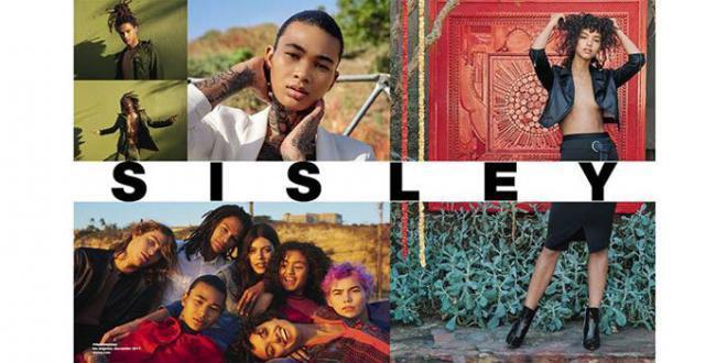 Nuova campagna Sisley firmata da Ryan McGinley