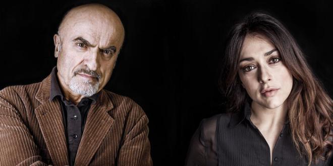 """Valentina Lodovini e Ivano Marescotti in """"I have a dream – Le parole che hanno cambiato la storia"""""""