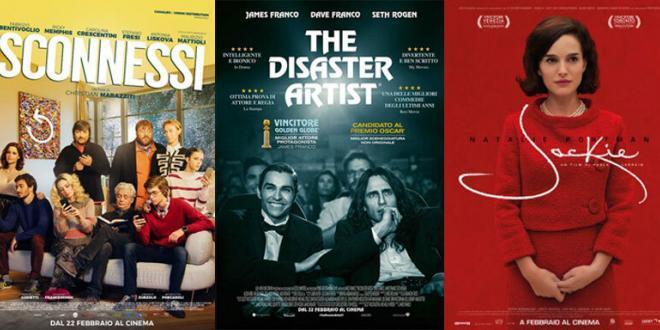 Film consigliati al cinema e in televisione da venerdì 23 a domenica 25 febbraio