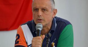 Alessandro Pozzuoli, presidente del Sabaudia Pallavolo