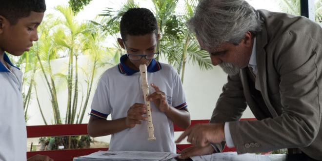 Unicef Italia: il Maestro Beppe Vessicchio nominato Goodwill Ambassador