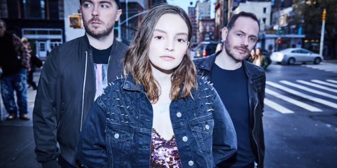 "Chvrches: il trio scozzese elettro-pop torna in radio con ""Get Out"""