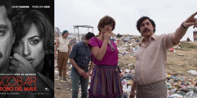 Escobar – Il fascino del male. Al cinema dal 19 aprile
