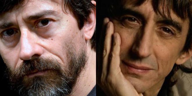 """Luigi Lo Cascio e Sergio Rubini in """"Delitto e Castigo"""" al Teatro Ambra Jovinelli di Roma"""