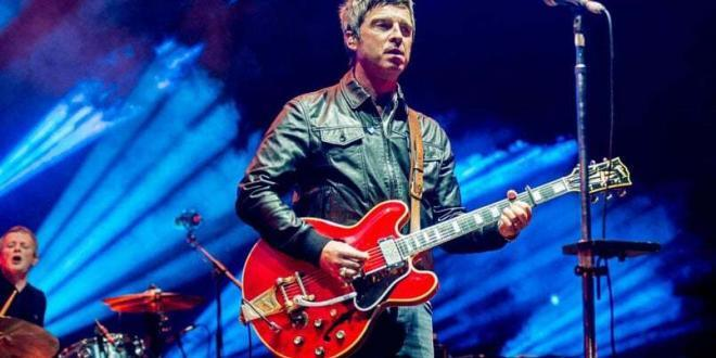 Noel Gallagher in concerto a Napoli