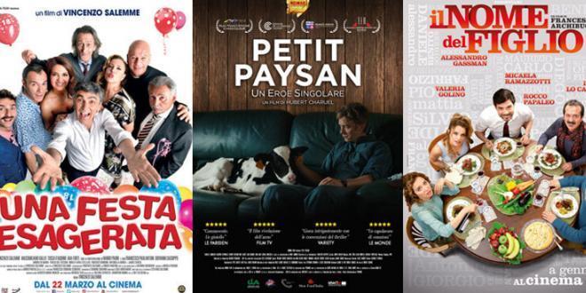 Film consigliati al cinema e in televisione da venerdì 23 a domenica 25 marzo