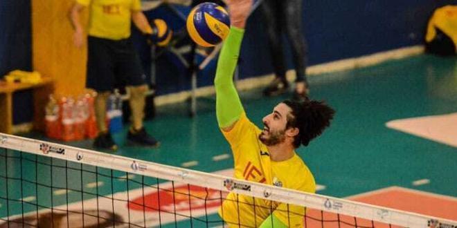 Amara sconfitta per l'Istituto Estetico Italiano Sabaudia Pallavolo contro il CUS Cagliari Sandalyon