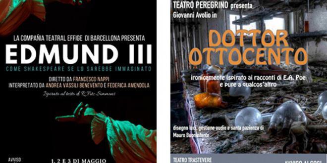 """Al Teatro Trastevere di Roma """"Nuove Forme di Narrazione: Luoghi, Storie e Sperimentazioni"""""""