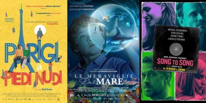 Film consigliati al cinema e in televisione da venerdì 18 a domenica 20 maggio
