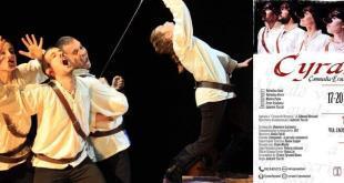 Cyrano -Commedia eroica