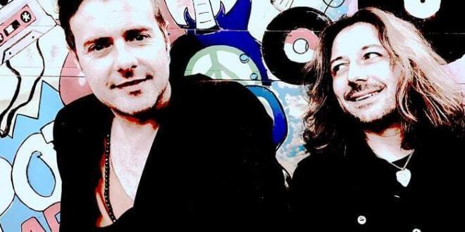 """Paolo Meneguzzi e Simone Tomassini: in radio """"Estate Rock & Roll"""", il nuovo singolo"""