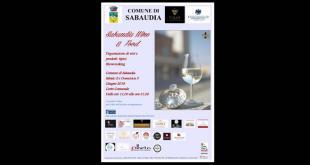 Sabaudia Wine & Food 2018