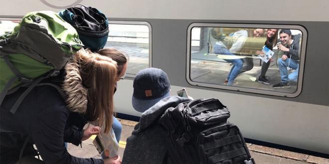 Biglietti del treno gratuiti per i giovani che vogliono scoprire l'Europa
