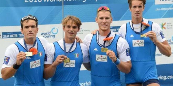 Canottaggio. Nove medaglie per l' Italremo in Coppa del Mondo