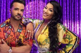 Luis Fonsi e Stefflon Don
