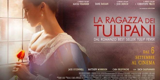"""Passione, amori proibiti e un cast d'eccezione nel film """"La ragazza dei tulipani"""", dal 6 settembre al cinema"""