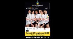 Miss Sabaudia
