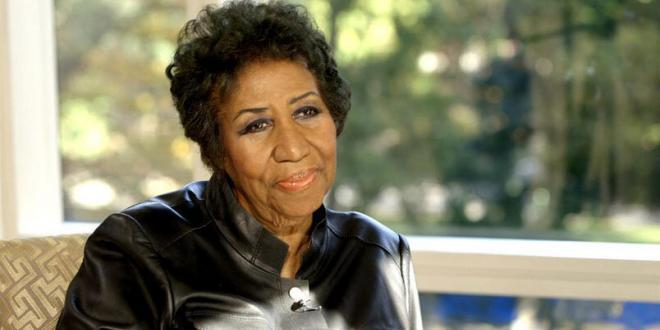 Aretha Franklin gravemente malata