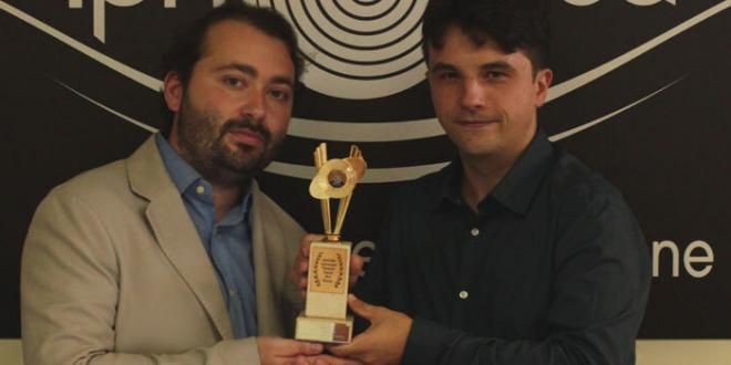 Alberto De Venezia vince il Jury Award all'Amsterdam International Filmmaker Festival
