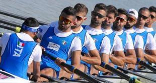 ph mimmo perna - otto azzurro in azione a Plovdiv