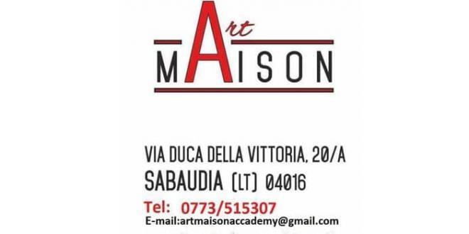 Art Maison Accademy: 1 e 2 dicembre weekend ricco di emozioni e studio per gli allievi della scuola diretta da Piero Zinna