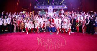 International Circus Festival of Italy